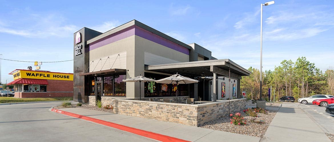 Joint Venture with Taco Bell Franchisee: Multi-state